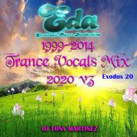 1999-2014 Trance Vocals Mix 2020 v3 final