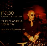 Quinquaginta - Natalis Mix - Ibiza Summer Edition 2011 - 310711