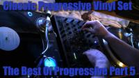 Classic Progressive Vinyl DJ Set Part 5