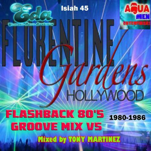 2020 Flashback 80's Groove Mix v5