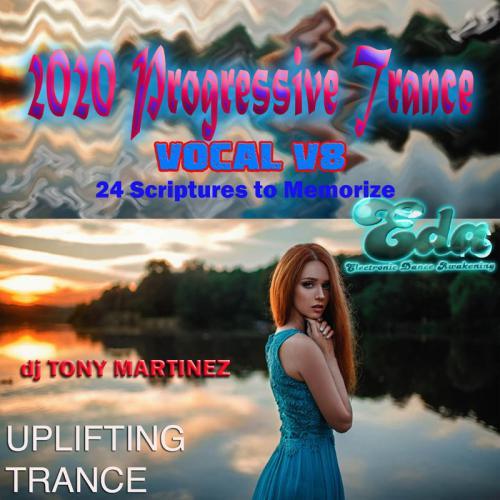 2020 Progressive Trance Vocal V8