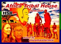 Africa Tribal House with New Track's !