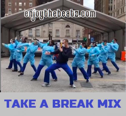 Take A Break Old School Hip Hop Mix