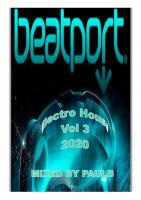BEATPORT ELECTRO HOUSE VOL 3 2020