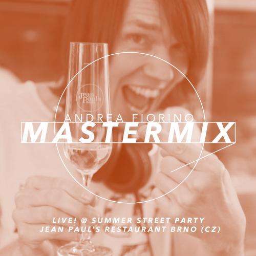 Mastermix #676 (Live! @ Jean Paul's Restaurant Brno)
