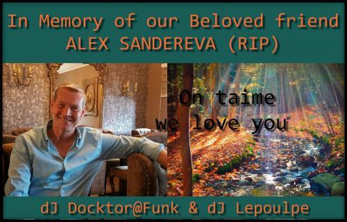 In Memory Of Alex Sandereva (RIP)