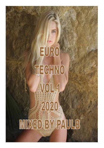 EURO TECHNO VOL 1 2020
