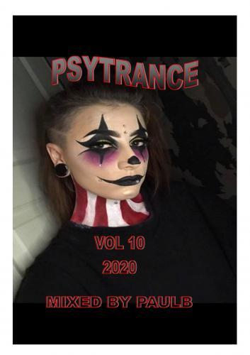 PSYTRANCE VOL 10 2020