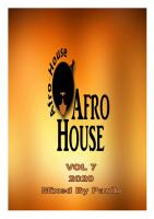 AFRO HOUSE VOL 7 2020