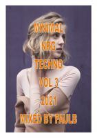 MINIMAL NRG TECHNO VOL 3 2021