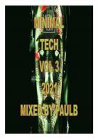 MINIMAL TECH VOL 3 2021