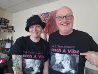 Aja & Claire Simone's Ketch A Vibe 569 Show Pt 1