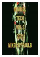 MINIMAL TECH VOL 5 2021