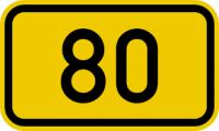80 STREETS