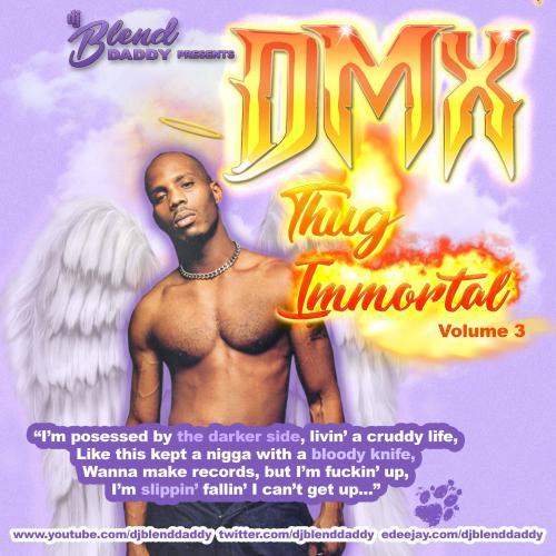 DMX: Thug immortal Vol. 3 (2021)