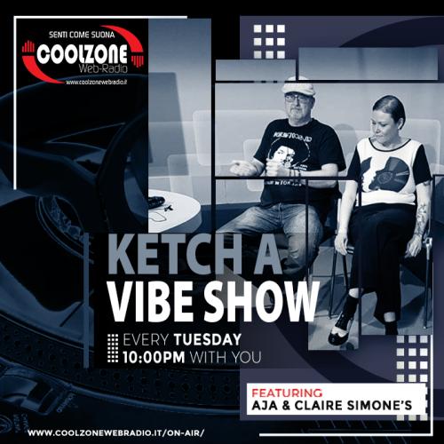 Aja & Claire Simone's Ketch A Vibe 582 Show Pt 2
