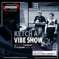 Aja & Claire Simone's Ketch A Vibe 586 Show Pt 2