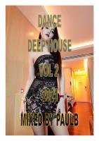 DANCE DEEP HOUSE VOL 2 2021
