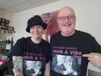 Aja & Claire Simone's Ketch A Vibe 602 Show Pt 2