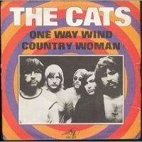 The Cats - One Way Wind. One Way Dancemix by Jonas Mix Larsen.